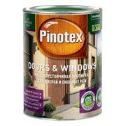 Pinotex Doors&Windows — Pinoteks propitka dlya okon i dverey 1l
