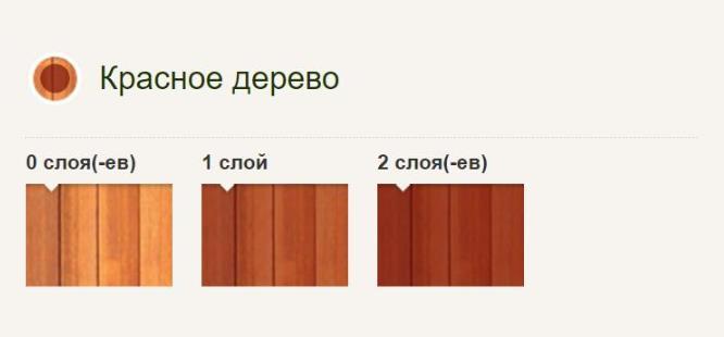Pinotex Ultra Pinoteks Ul'tra Vysokoustoychivaya dekorativnaya propitka dlya zashchity drevesiny Krasnoe derevo