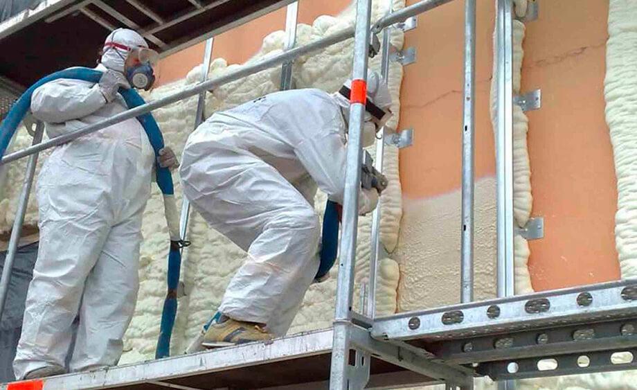 полиуретан в строительстве