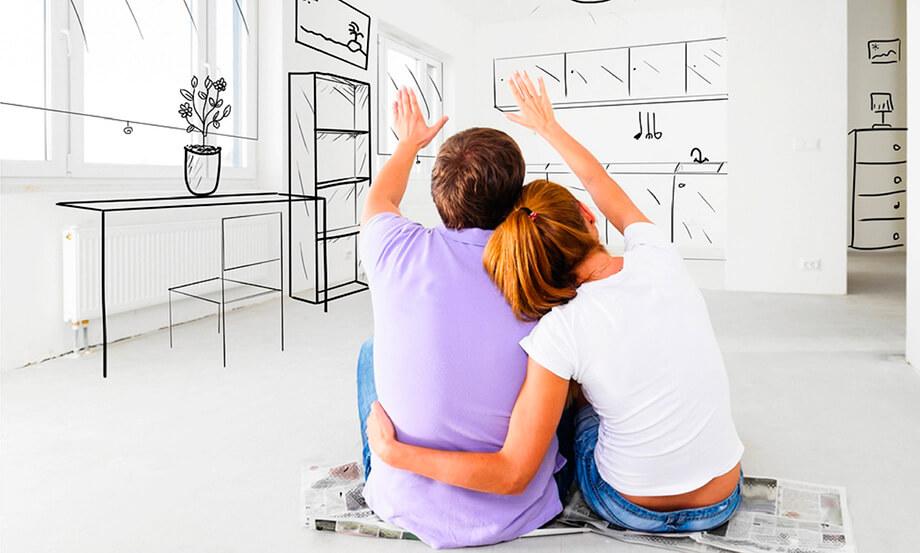 с чего начинать ремонт квартиры в новостройке