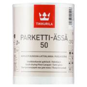 Паркетти-Ясся полуглянцевый лак для пола – Parketti Assa