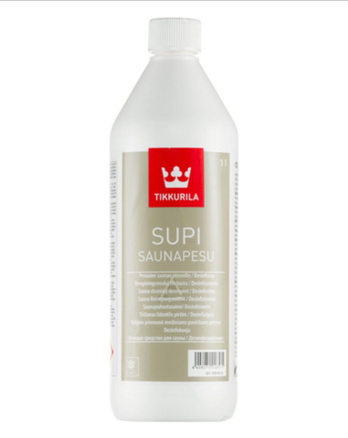 SUPI SAUNAPESU
